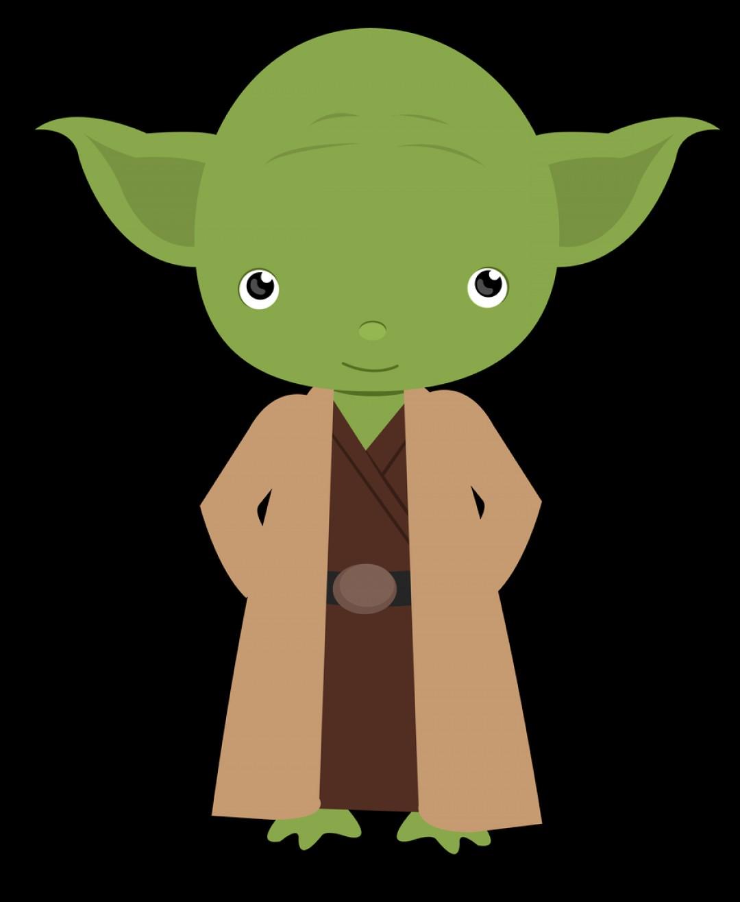 Baby Star Wars Princess Leia Clipart.