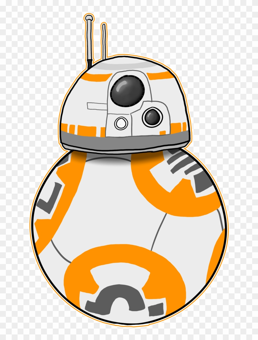 Picture Free Bb8 Svg Clip Art.