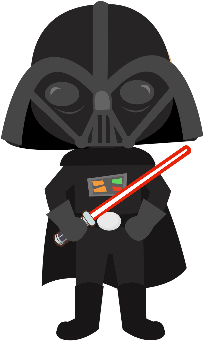 Black And White Download Chewbacca Vector High.
