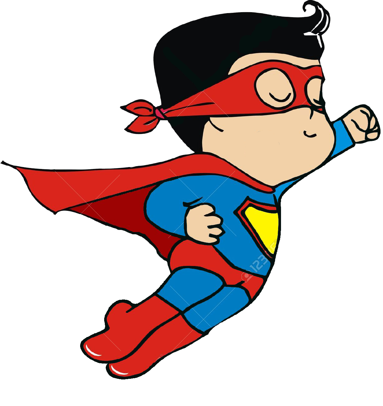 Baby Superman Cartoon & Free Baby Superman Cartoon.png.