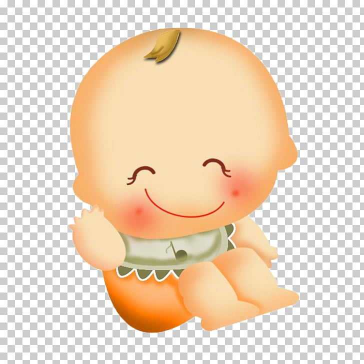 Cartoon Infant Boy Child, Cartoon baby boy baby supplies PNG.