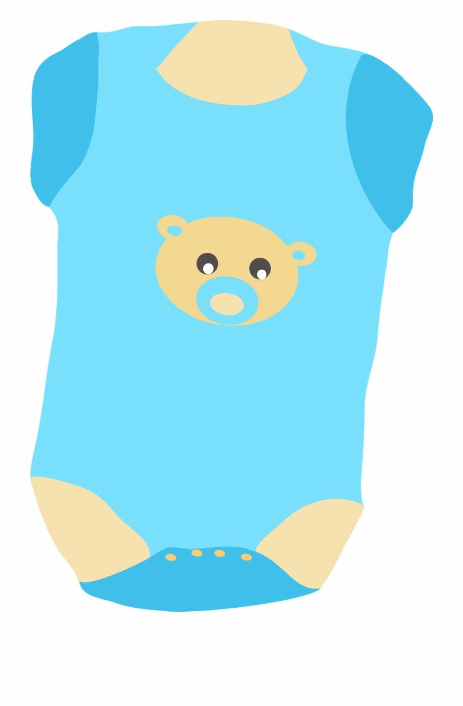 Baby Onesie Clipart images collection for free download.