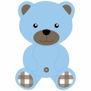 Baby Teddy Bear PNG Images.