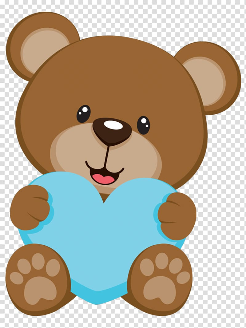 Bear Paper Baby shower Child , font transparent background.