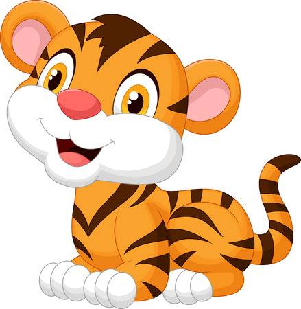 3 427 Baby Tiger Cliparts Stock Vector And Royalty Free Marvelous.