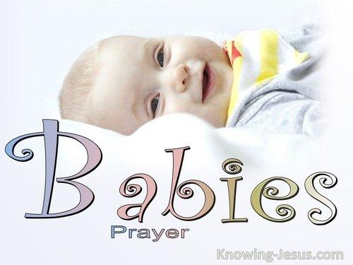 Prayers for Babies.
