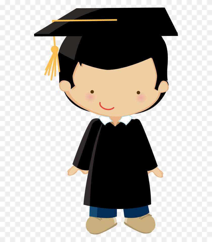 Graduados Melonheadz Clip Art.