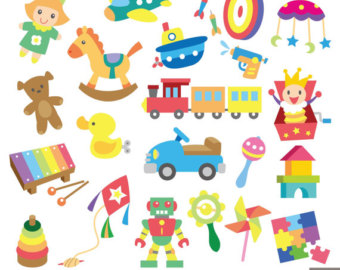 Baby toys clipart 1 » Clipart Station.