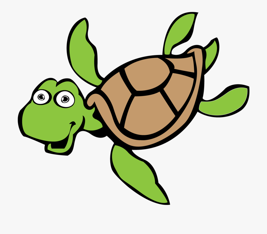 Baby Turtle Clipart.