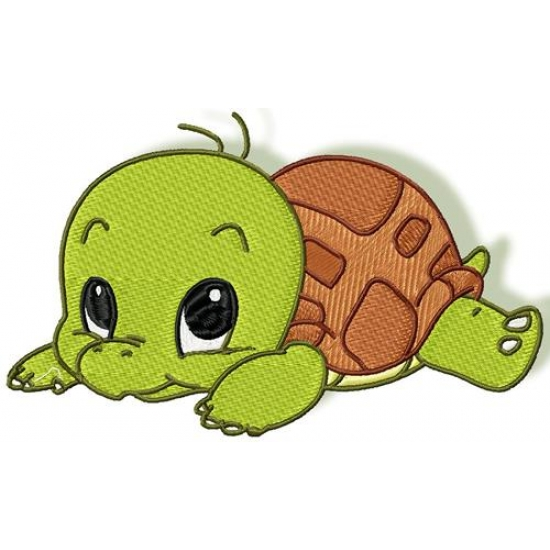 Baby Turtle Cliparts 13.