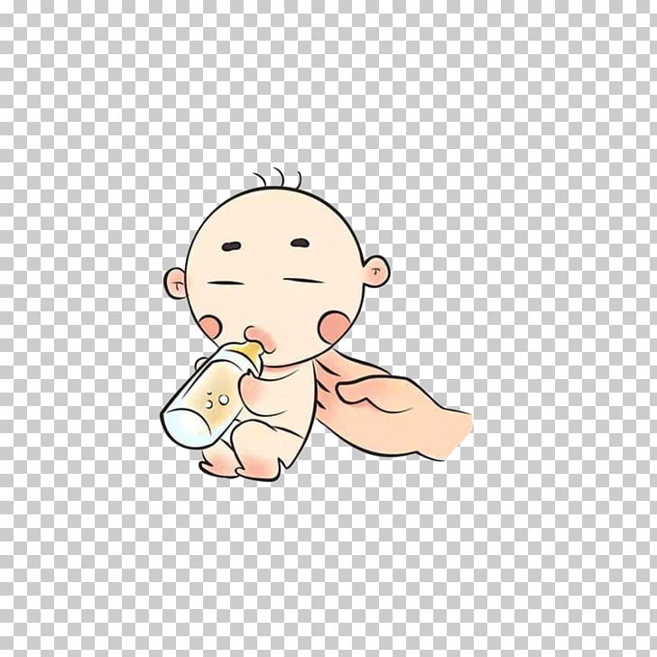 Infant Illustration, A baby sitting or walking PNG clipart.