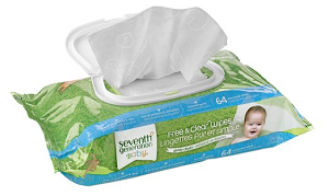 Download Free png Free and Clear Baby Wipes in.