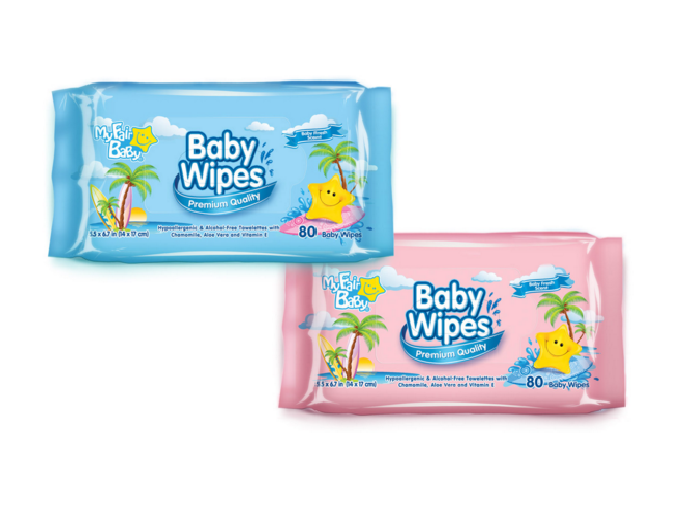 Baby Wipes 80 ct. (007.