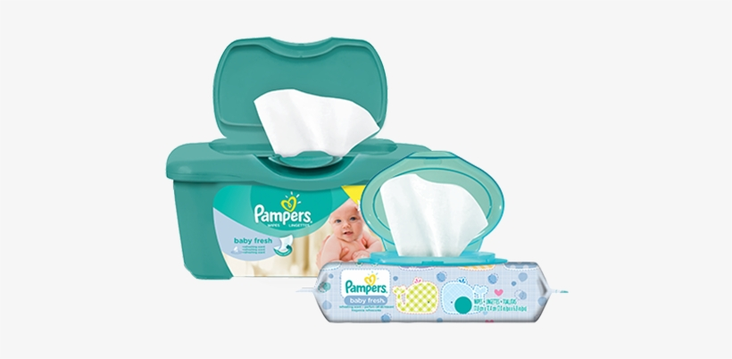 Pampers Baby Wipes Only $1.