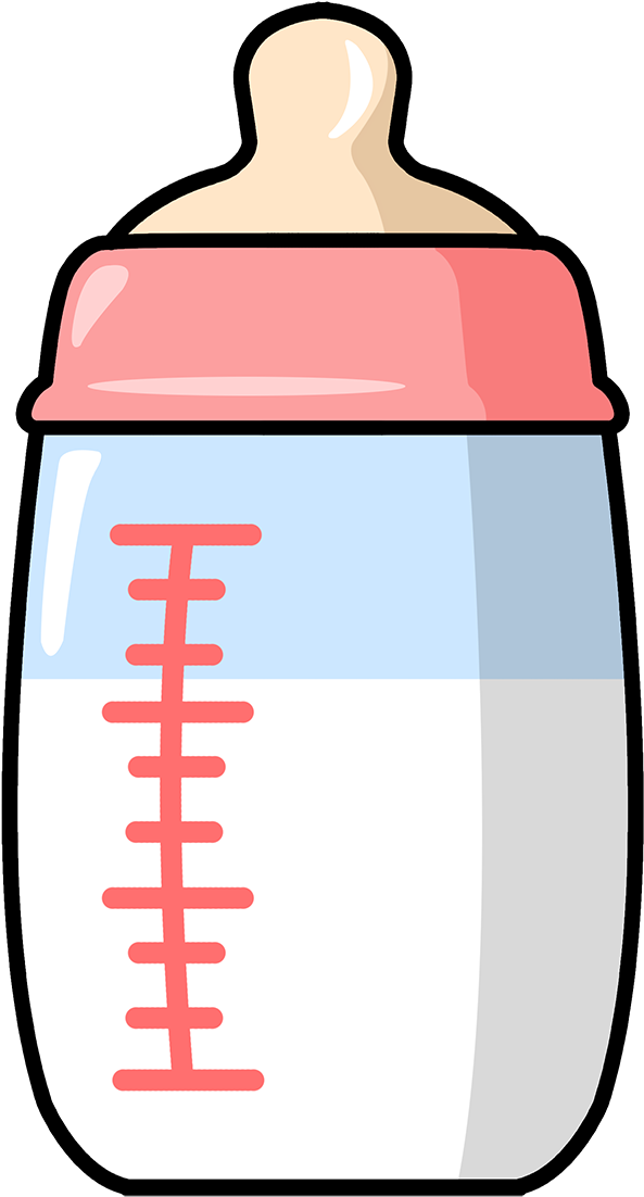 Free To Use Baby Bottle Clipart.