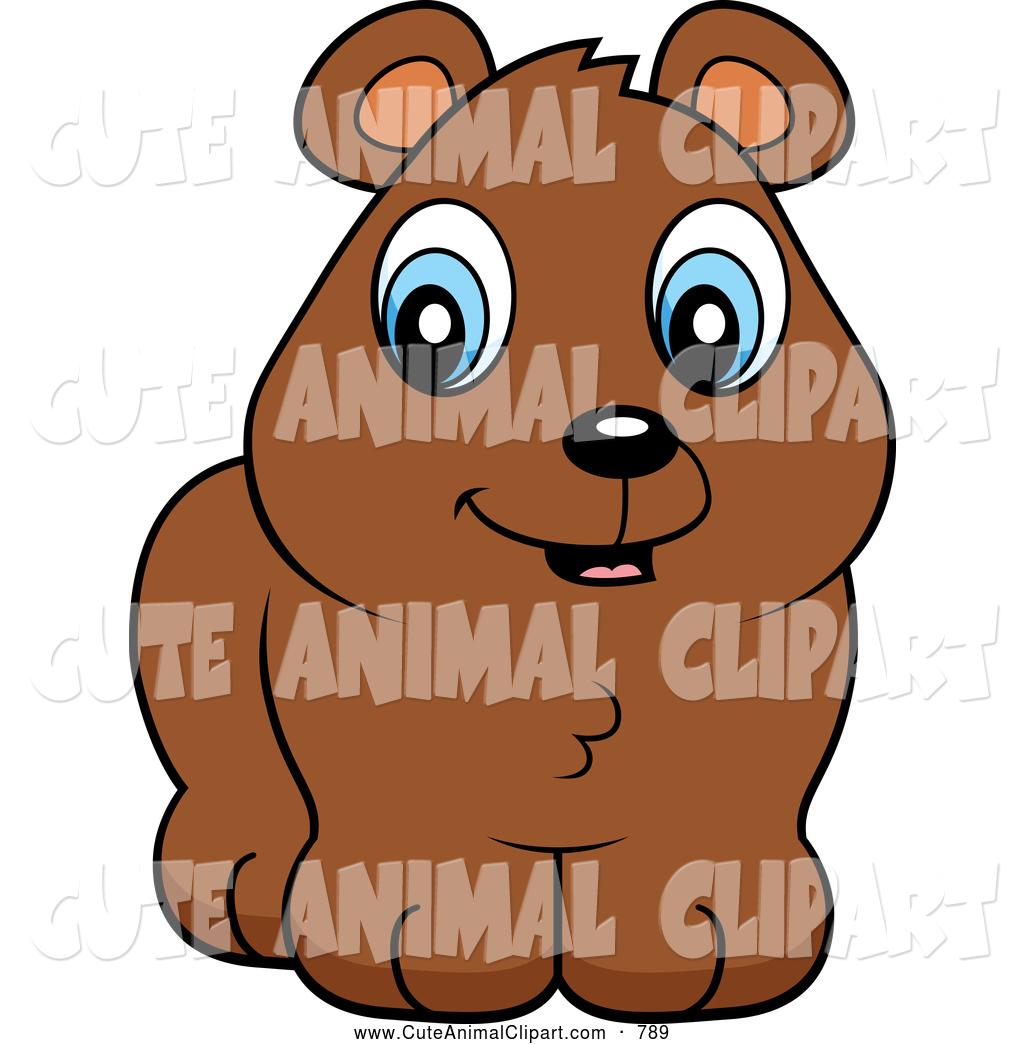 Royalty Free Stock Animal Designs of Baby Bears.
