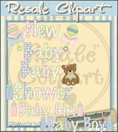 Baby with Brown Eyes #Clipart.
