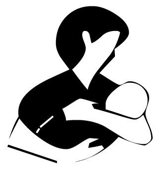 Mom And Baby Clip Art.