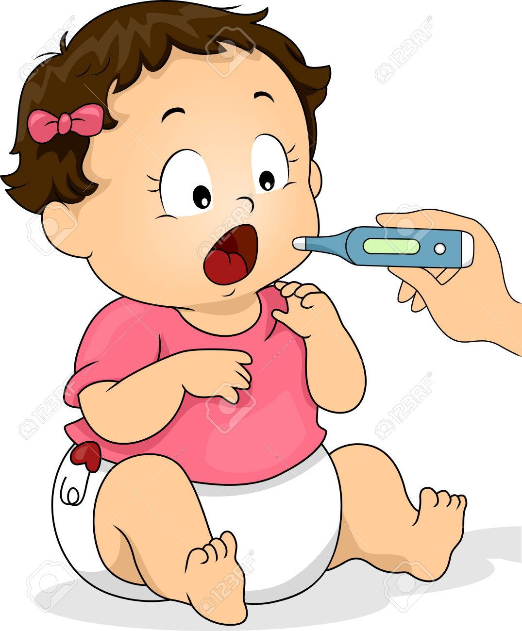 Baby Mouth Clipart.