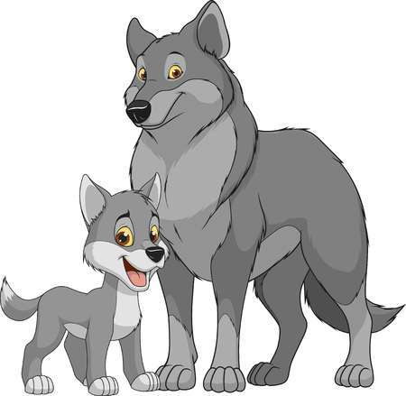 Baby wolf clipart 3 » Clipart Portal.