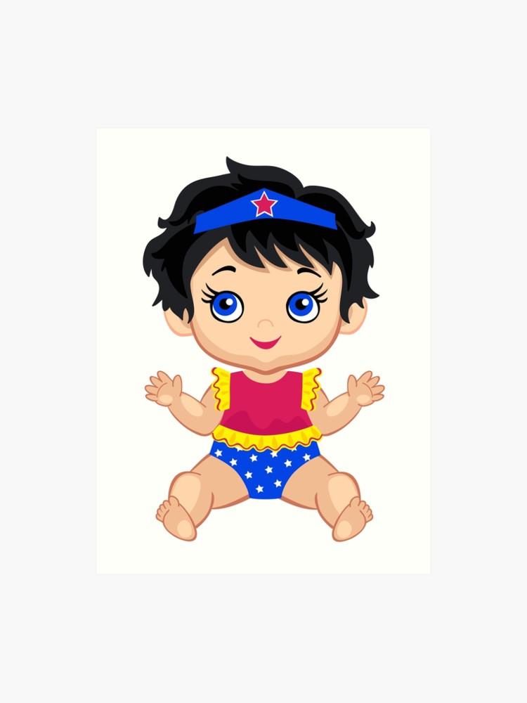 Wonder Women Baby..