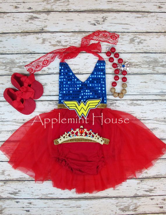 17 best ideas about Baby Wonder Woman on Pinterest.