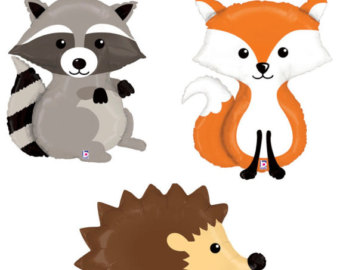 Woodland Animal Clipart at GetDrawings.com.