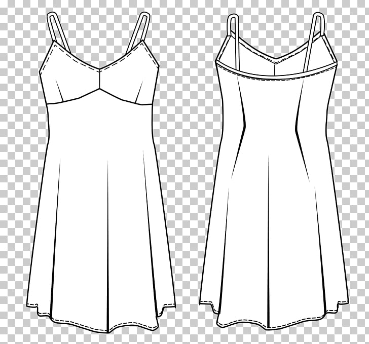 Slip dress Slip dress Babydoll Pattern, dress PNG clipart.