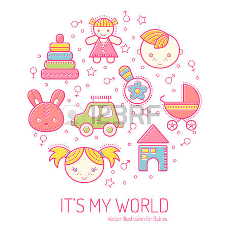3,408 Babyish Stock Vector Illustration And Royalty Free Babyish.