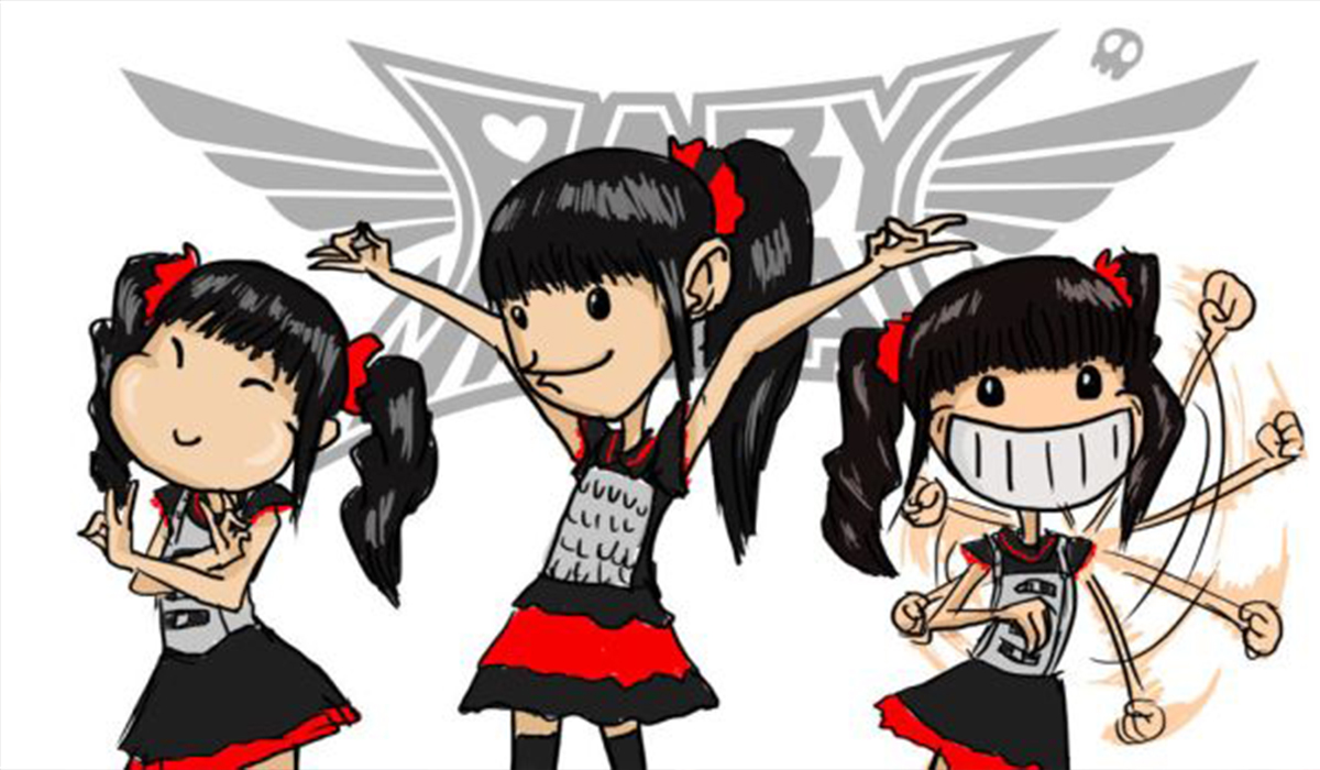 BABYMETAL To Star In Their Own Animated Show, Signs Deal With.