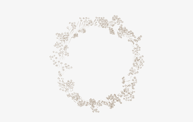 Baby Breath Flower Png.