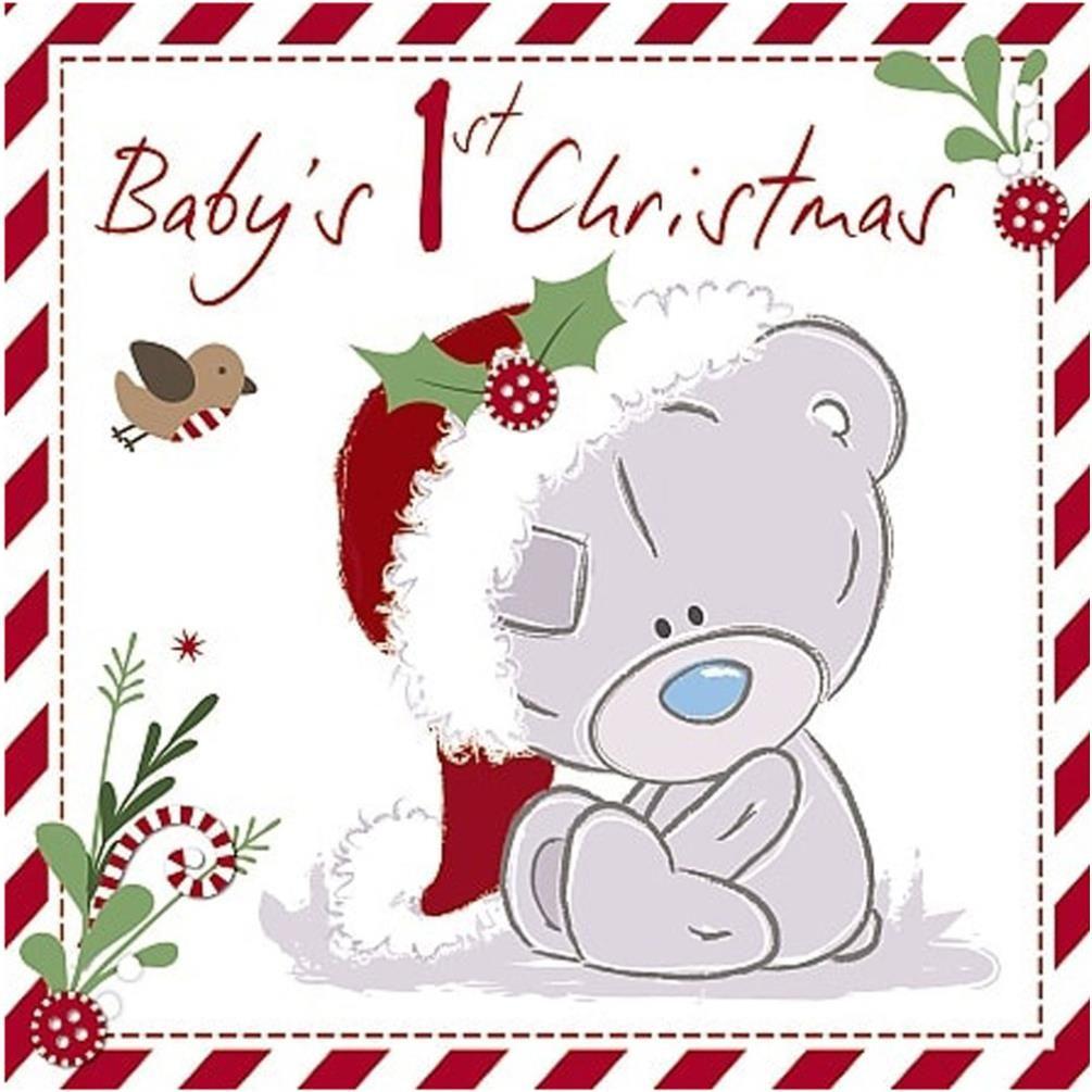 Baby\'s 1 Christmas.