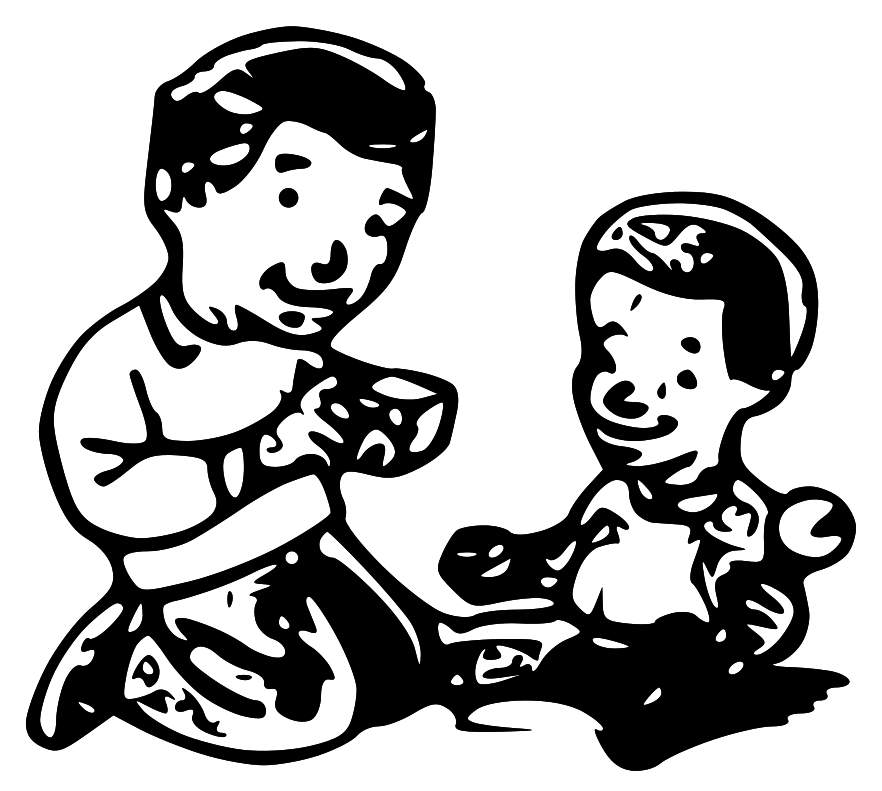 Babysitting clipart boy, Babysitting boy Transparent FREE.