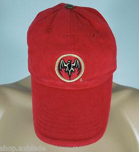 Details about BACARDI Bat Logo Hat Adjustable Closure.