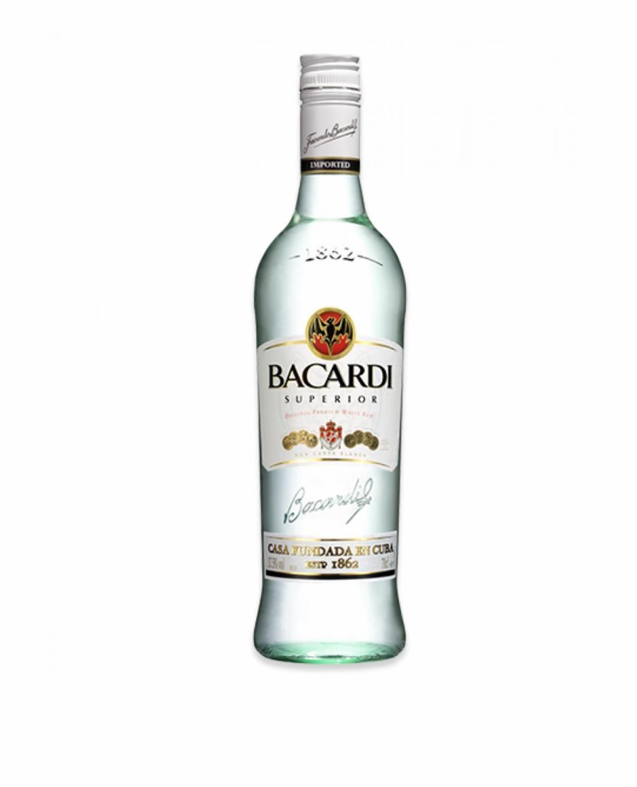 Bacardi Rum 70cl.