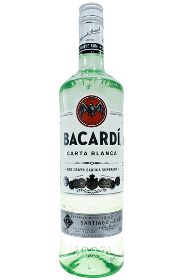 Bacardi Blanco Png Vector, Clipart, PSD.