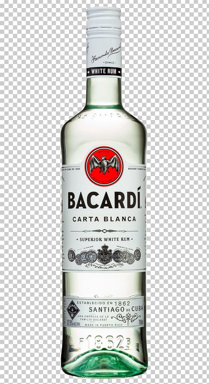 Bacardi Superior Light Rum Bacardi Cocktail Liquor PNG, Clipart.