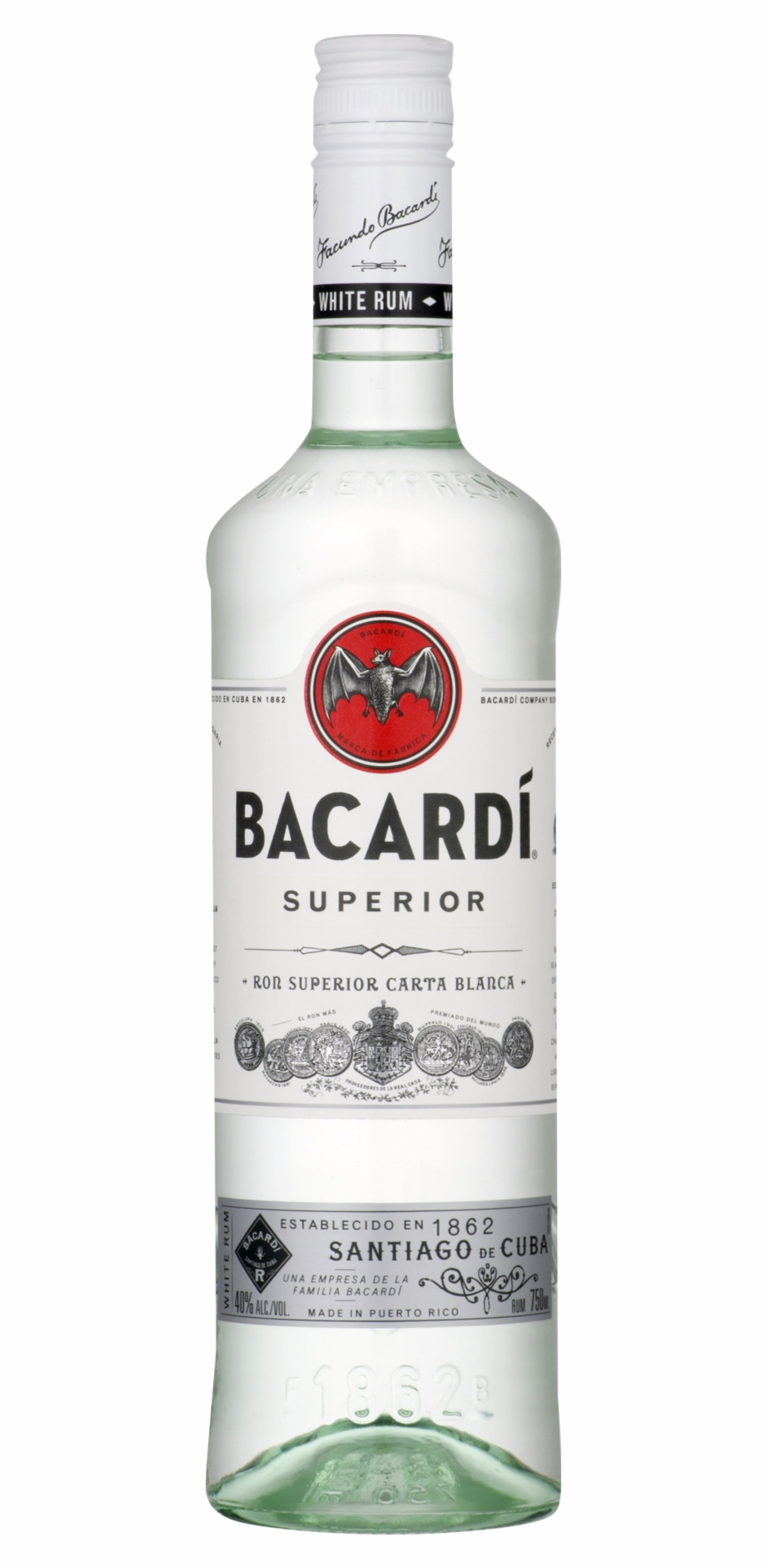 Bacardi Light Rum Free PNG Images & Clipart Download #495187.