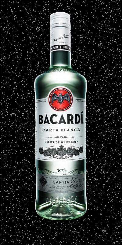 Bacardi PNG.