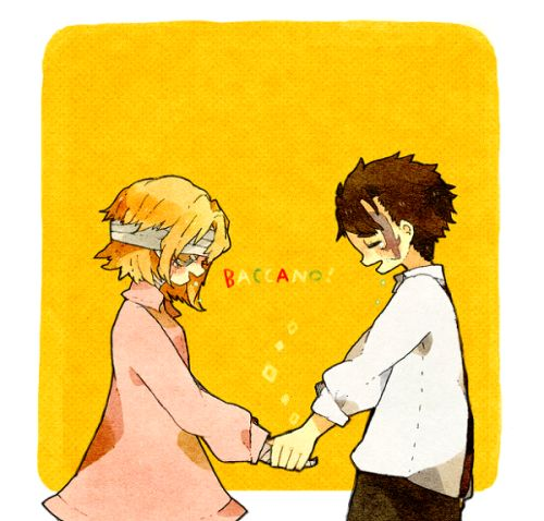 17 Best images about Baccano! on Pinterest.
