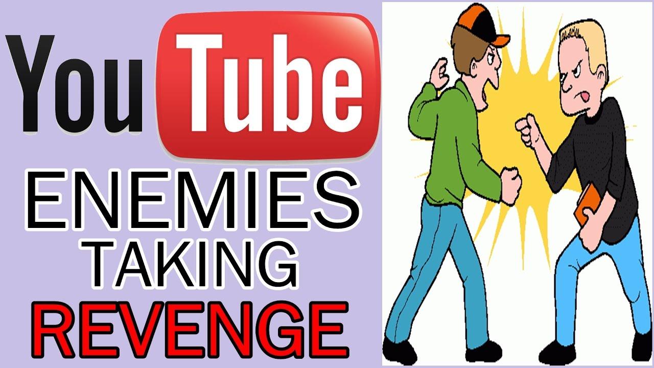 Kese Youtube Pe Apne Dushmano Se Bache!!.