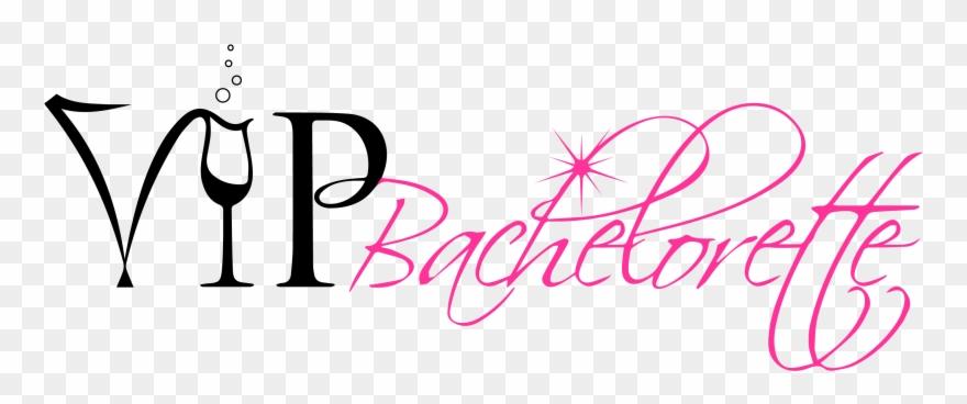 Vip Bachelorette Logo Black.