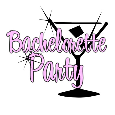 Bachelorette Party Clipart.