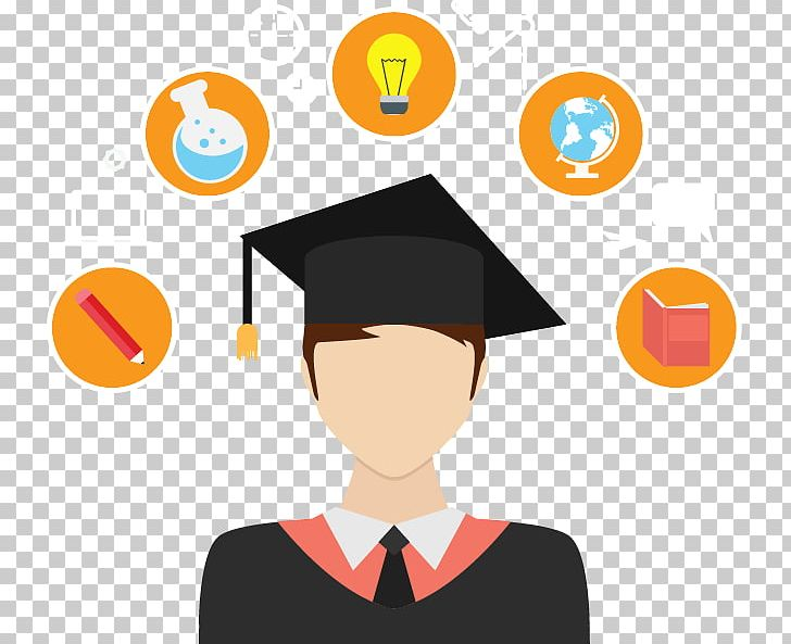 Student Graduation Ceremony Bachelor\'s Degree PNG, Clipart.