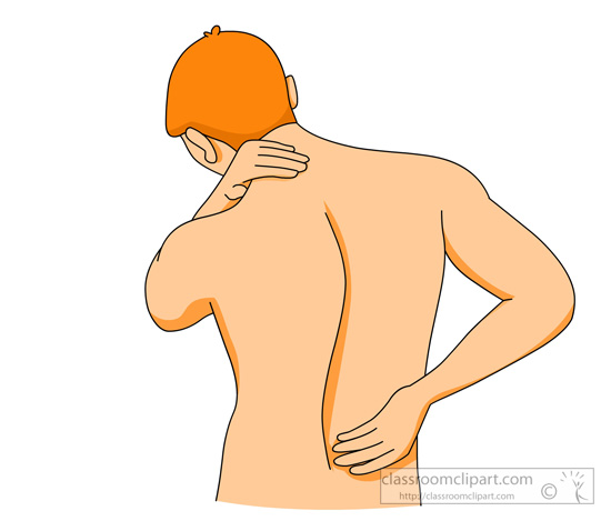 Back Clipart.