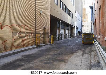 Picture of Back alley 1830917.