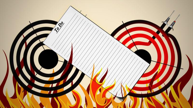10 Tasks You Should Never Put on the Back Burner.