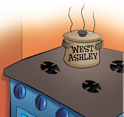 Are We Being Put on the Back Burner?.