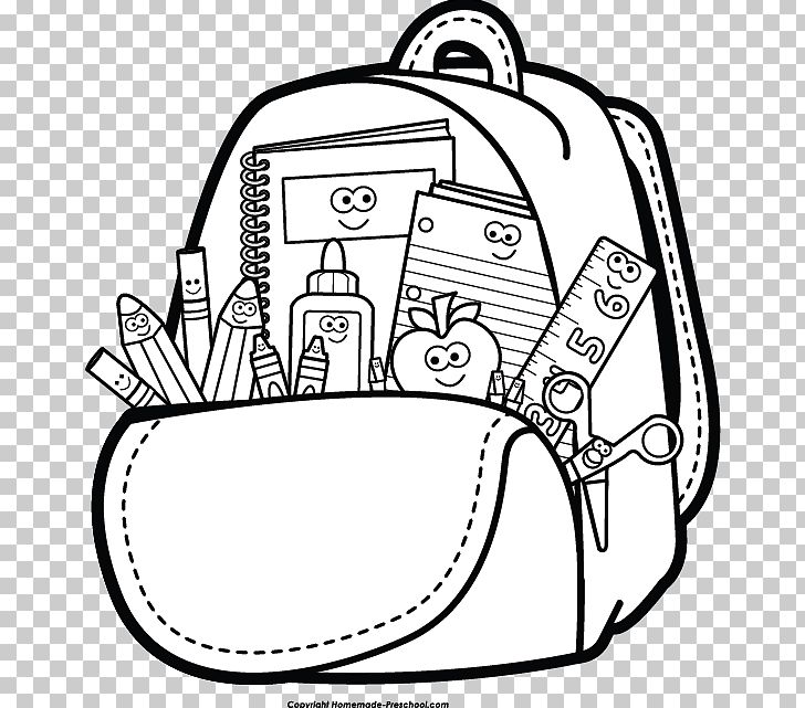 Student School Black And White PNG, Clipart, Art, Artwork.