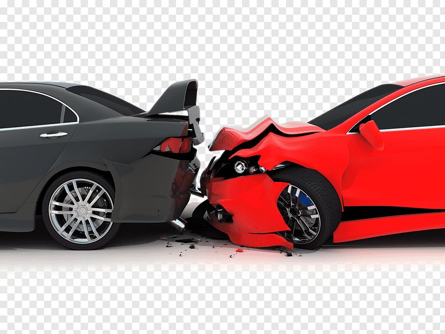 Car Traffic collision Driving Rear.